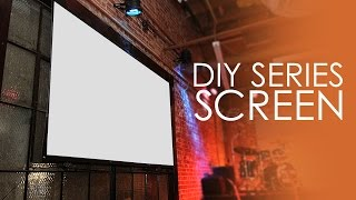 Elite Screens Diy Series