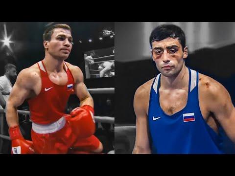 Бойцы устроили настоящую драку в ринге! Чеченец против Грузина в финале чемпионата по боксу