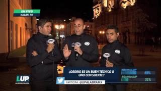 Rubén Rodríguez, Alberto Lati y Tony Valls desde Kazán, Rusia