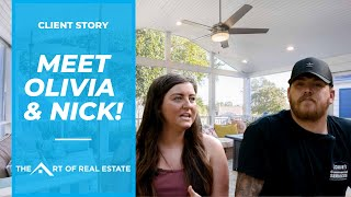 Client Story | Olivia & Nick
