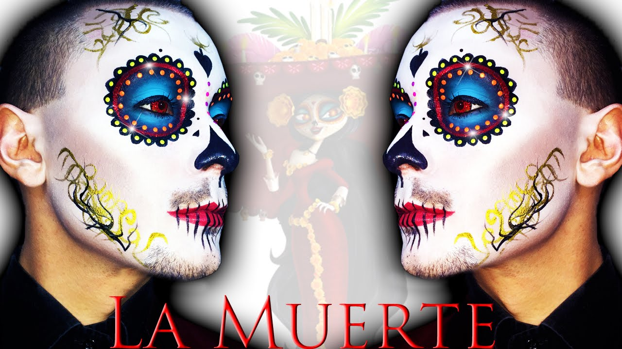 Exceptionnel La Muerte / La Catrina Mexicana - Sugar Skull Makeup Tutorial for  AI36