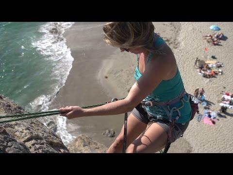 Malibu - Point Dume - Rock Climbing