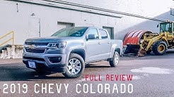 2019 Chevy Colorado LT V6 | Full Review & Test Drive