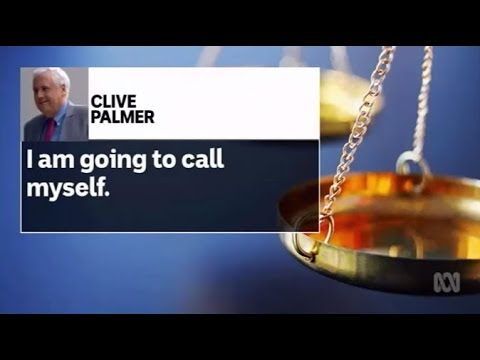 Clive Palmer calls himself in court case over Qld Nickel collapse