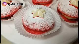 Пирожный Красный бархат.Рецепты.