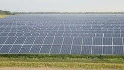 Can an entire town run on solar?