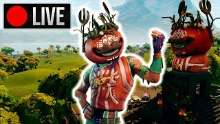 Tomato Temple + Skin Update! | Fortnite Nintendo Switch | New Mode + Challenge Gameplay!