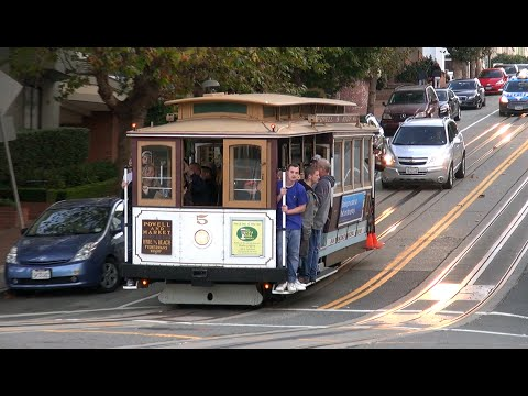 Experience San Francisco - Cable Car Ride