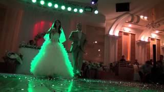 свадьба ФОТОВИДЕО Александр   Алексей Мария танец