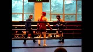Бой Родион Гор vs Красносельский Роман (Тайский бокс Сочи 2012)