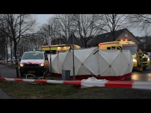 Fietser overleden na aanrijding met auto in Almelo