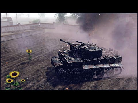 GERMAN COUNTER-ATTACK IN HOLLAND - RobZ Realism Mod Gameplay