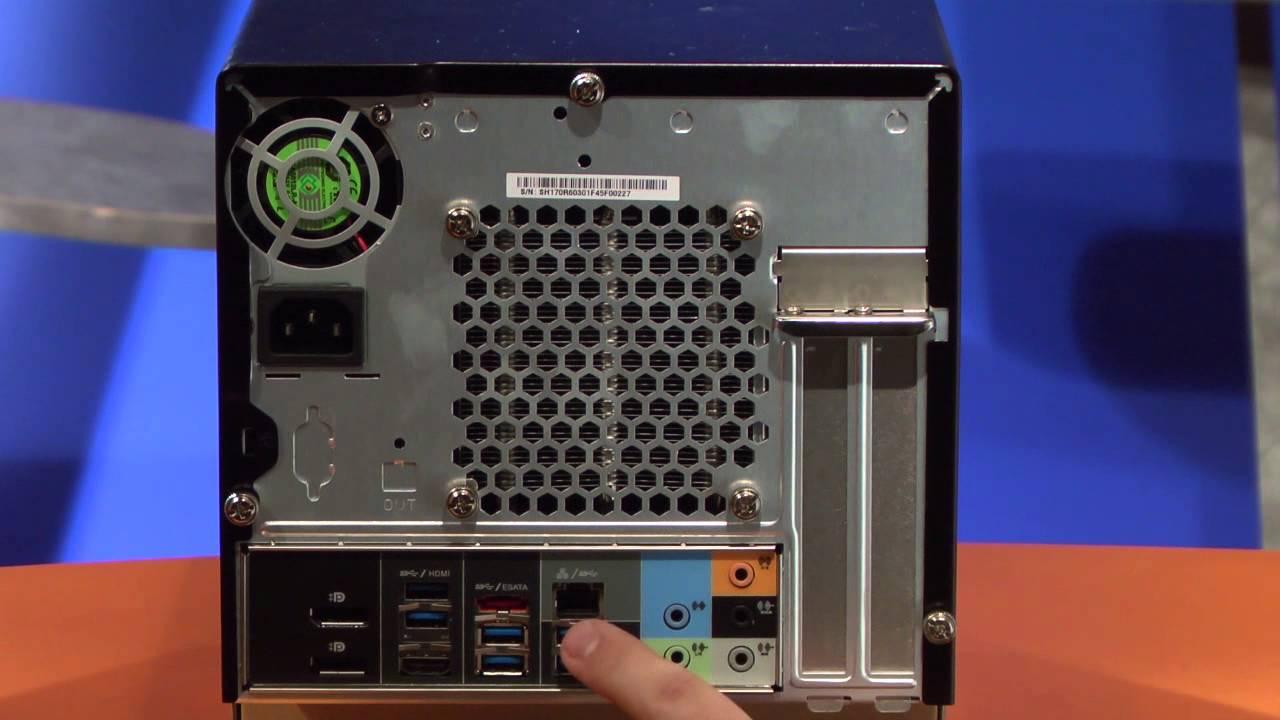 Shuttle SH170R6 Mini PC Drivers (2019)