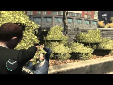 GTA IV - Union Drive (All Possibilities)