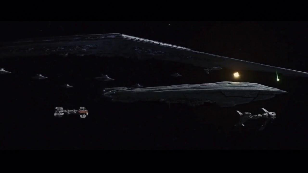 Star Wars The Last Jedi All Mega Class Star Destroyer ...