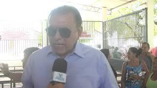 Weber confirmar que está conversando com Adail e diz não ter preferência na presidência da câmara