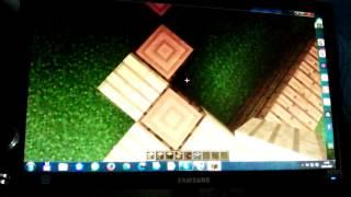 (Видео урок) как построить красивый дом KreezMan