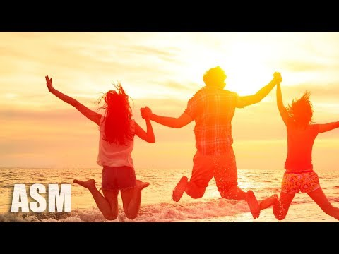 Upbeat Background Music / Energetic Rock Instrumental - by AShamaluevMusic