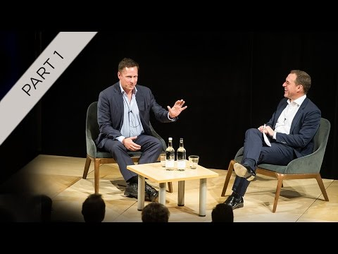 Part 1 of 4: Peter Thiel and Niall Ferguson –The Alan Howard Foundation / JW3 Speaker Series