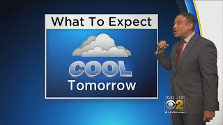 CBS 2 Weather Watch (10PM Aug. 3, 2017)