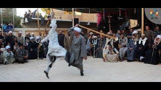 مزمار بلدي وأقوي لعب عصا في المولد بدشنا