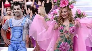 Роскошный BodyArt из Бразилии! HD-Video. Всем смотреть!!!