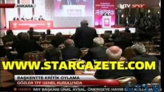 Altay Başkanı Ömer Hızlıok'un Genel Kurul Konuşması
