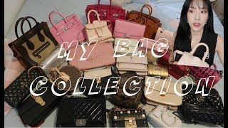 我的包包合集 Episode1:夏日最爱的5款包包|My Bag Collection | Delvaux| Dior| louis Vitton| Gucci