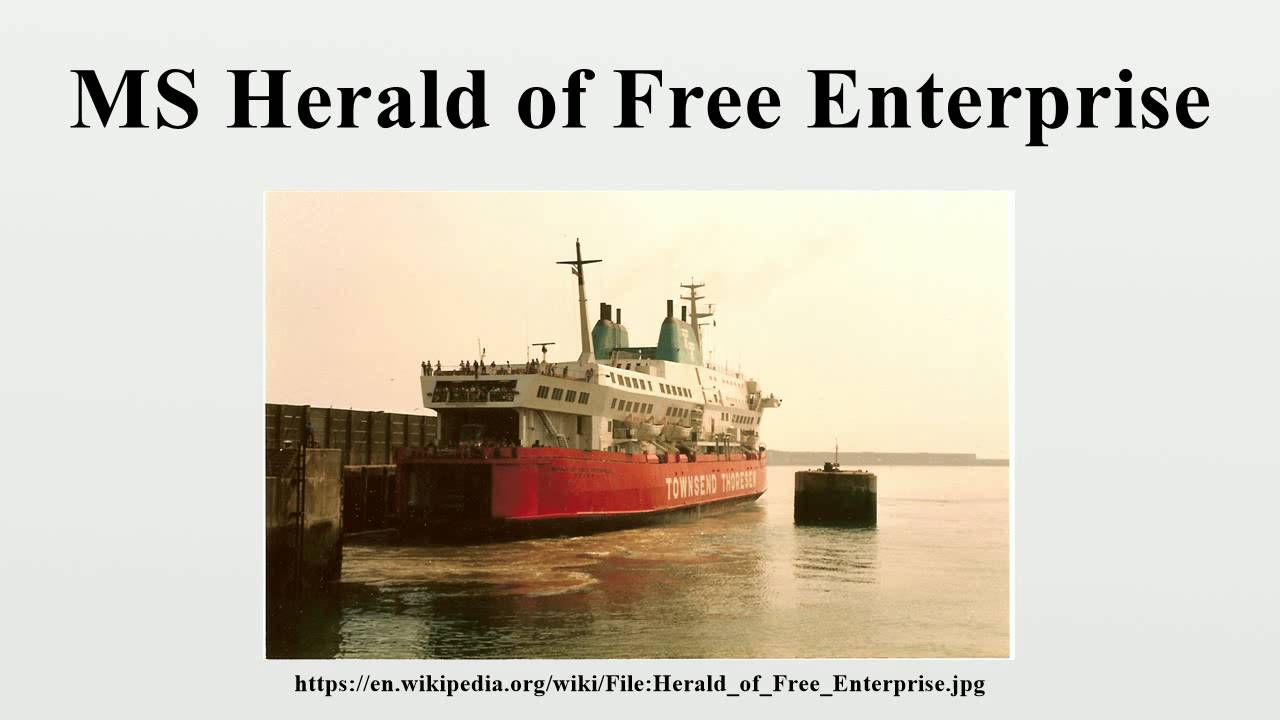 MS Herald of Free Enterprise - YouTube