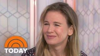 Renee Zellweger On 'Bridget Jones's Baby' And How She Feels About Bridget's Weight | TODAY