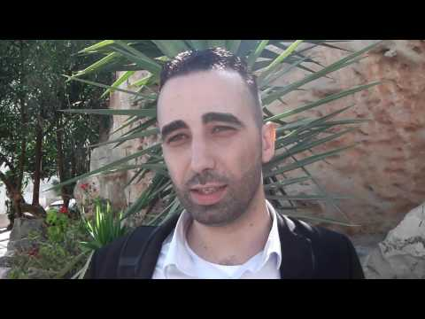 Palestinians: Would you help an Israeli in need?