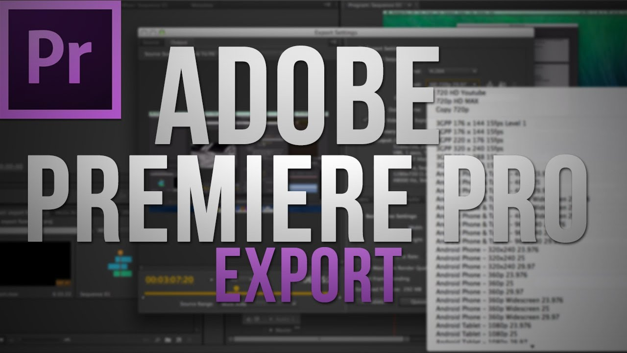 How to Properly Export Video for Facebook