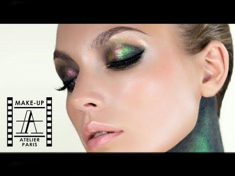 HOLOGRAPHIC MAKEUP TUTORIAL | Make-Up Atelier Paris