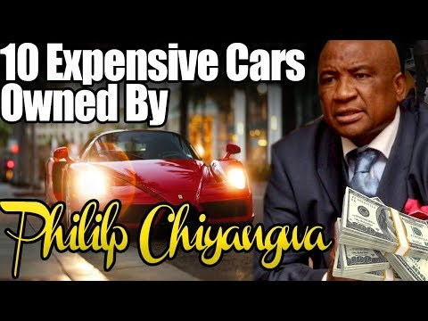 10-expensive-cars-owned-by-phillip-chiyangwa