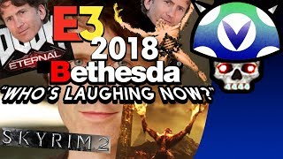 [Vinesauce] Joel - E3 2018: Bethesda ( THE TODDPOCALYPSE) ( With Chat )