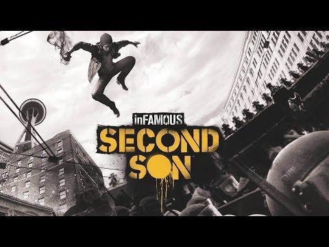 Новинка! INFAMOUS SECOND SON, infamous second son pc версия - не планиреутся.