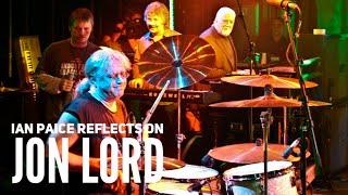 Ian Paice Drumtribe 'JON LORD'
