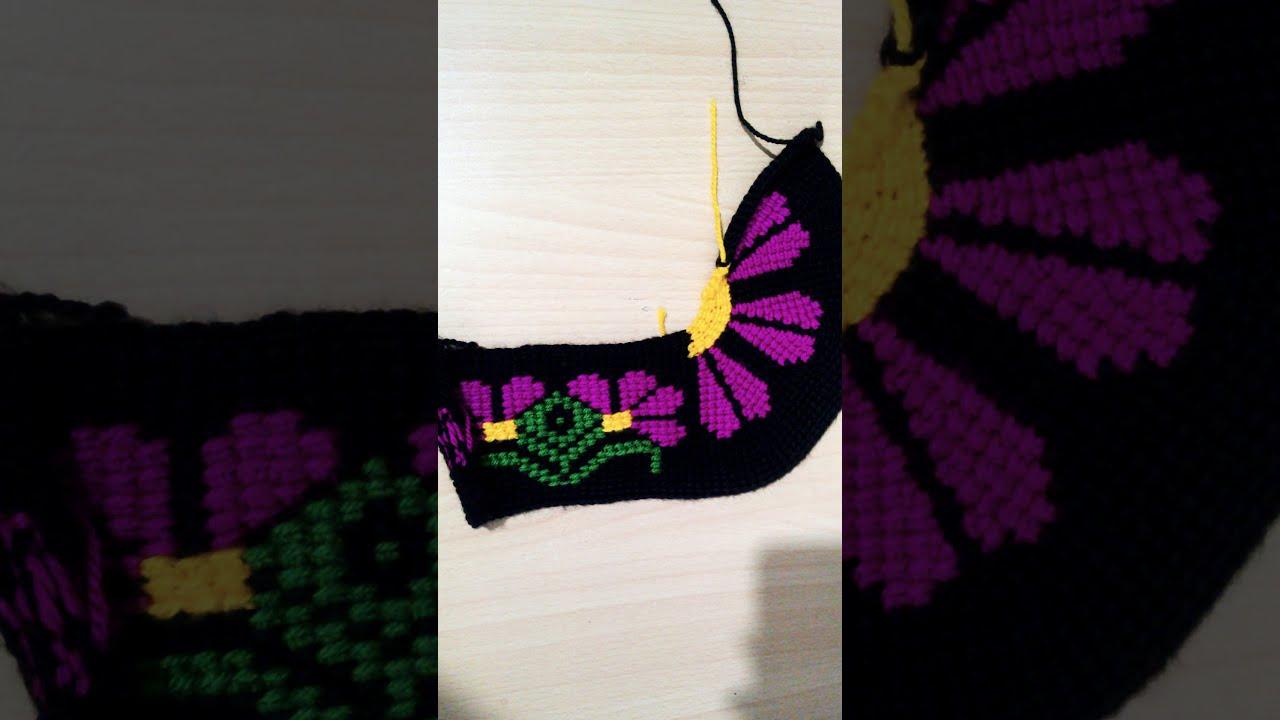 Amigurumi oyuncak Niloya ve Tospik – 10marifet.org | 720x1280