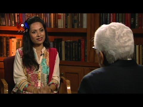 Sarah Zaman interviews Javed Ghamidi for VOA