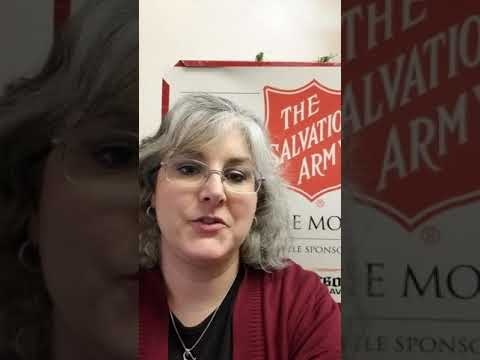 Officer in Charge: Salvation Army continues ringing for $50k goal