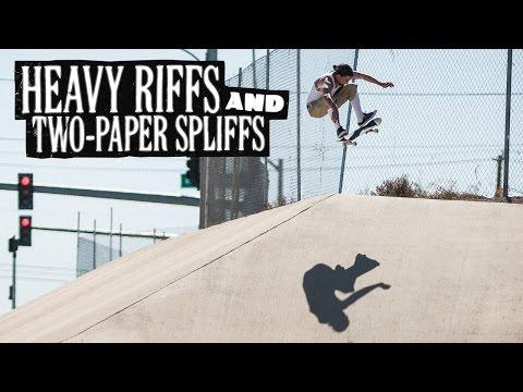 "Vol 4's  ""Heavy Riffs and Two-Paper Spliffs"" Tour Video"