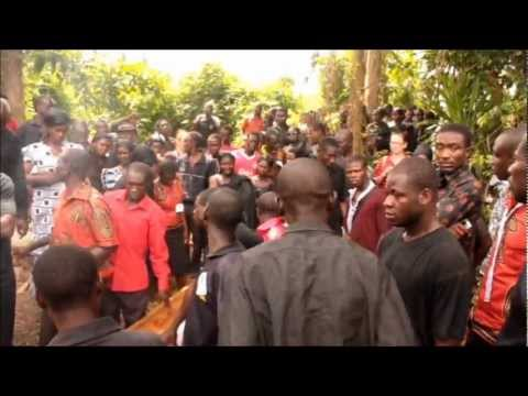 The Funeral of Mr. J.B. Boamah - Peace Corps Ghana