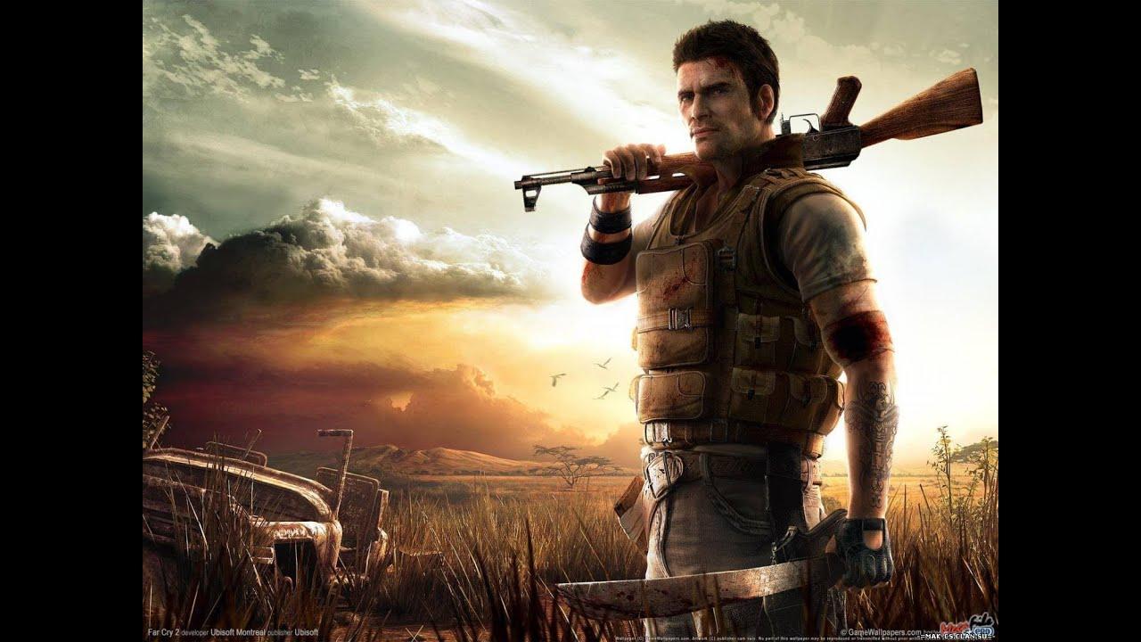 Far Cry 2 [игрофильм]