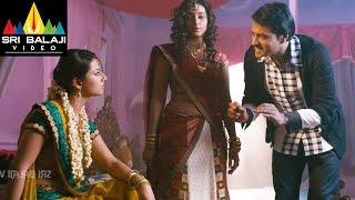 Mr.Pellikoduku Movie Sunil Isha Chawla Scene | Sunil, Isha Chawla | Sri Balaji Video