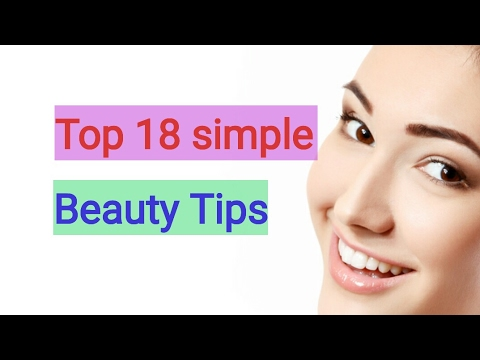 simple beauty tips for girls - 25 Essential And Simple Beauty Tips For Teenage Girls To Look Flawless