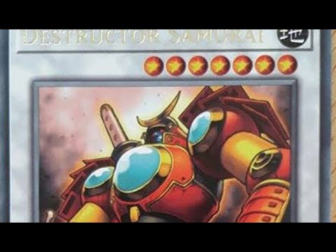 Samurai Destroyer (TCG Exclusive) is Armades + Colossal Fighter combined  + Gets back ABC Buster