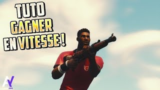 TUTO FORTNITE : GAGNER EN VITESSE ! (Mémoire musculaire) PC/PS4/ONE/SWITCH
