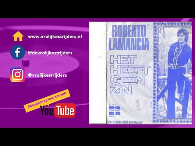PiratenHits - Roberto Lamancia - Het Heeft Geen Zin