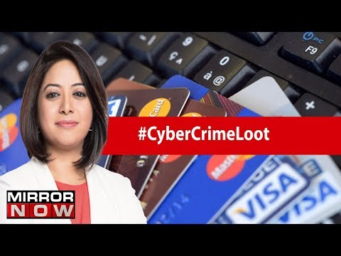 Is Cyber Crime Loot A Challenge For Banking Systems? | The Urban Debate With Faye D'Souza