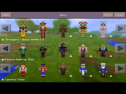 Old Version of Minecraft Pocket Edition (Nostalgy Concept Pack)